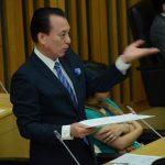 平成28年第4回定例区議会での質問に対する答弁